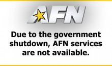 Government Shutdown Takes NFL Off American Forces Network