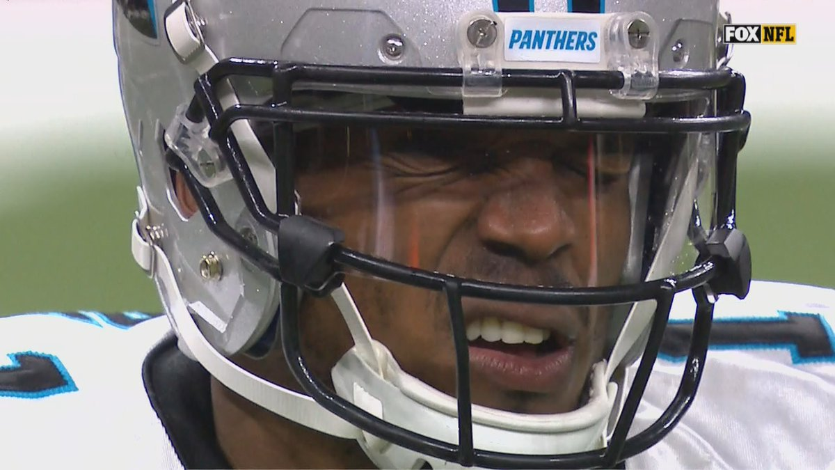 CTE Expert Calls BS on Cam Newton's Claim of an Eye Injury