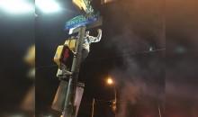 Philadelphia Police Won't Grease Light Poles For Super Bowl