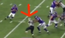 Saints Fan Breaks Down Final Play of Divisional Game & Believes It Was A Conspiracy The Way They Lost (VIDEO)