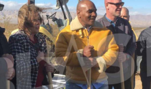 Mike Tyson Opening 40-Acre Marijuana Farm In California