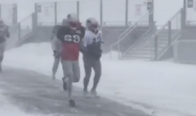Bill Belichick Urged His Players To Be On Time For Practice; This is How The Weather Looked (VIDEO)