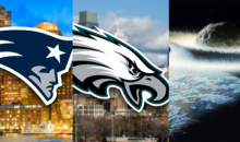 NFL Fans Are Rooting For An Asteroid To Hit Earth So The Eagles & Patriots Can't Win Super Bowl (TWEETS)