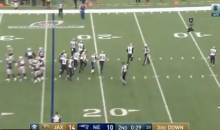 """Guy Yells """"Phil Simms Is Better Than Tony Romo!"""" On Live Broadcast (VIDEO)"""