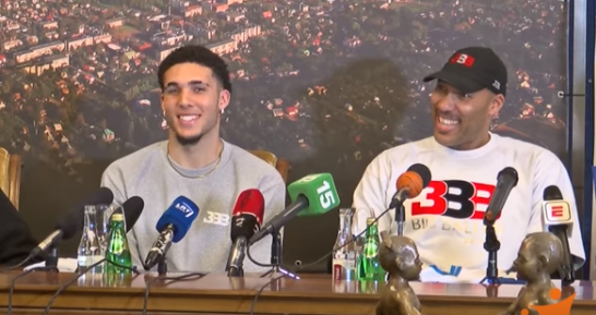 LiAngelo, LaMelo Ball Miss Game Due to Objection to Reality Show Cameras