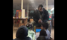 Ex-NFL LB Aaron Maybin Doing His Part To Promote GoFundMe To Provide Baltimore Schools That Have No Heat For Winter