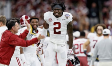 Alabama's Tony Brown Says Dabo Swinney Told Them 'We Weren't Worthy To Be A Top-4 Team'