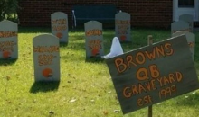 0-16 Parade For Cleveland Browns To Feature Infamous QB 'Graveyard'