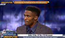 Brice Butler Says He Can Be More Productive Than Dez Bryant, But He Makes More Money (VIDEO)