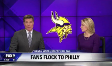 Minnesota Travel Agent Compares Eagles Fans To Gang Members (VIDEO)
