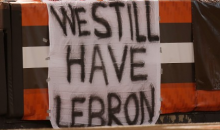 "LeBron Rips Browns Organization For Fans Having 0-16 Parade: ""You've Got To Try & Fix That Sh*t"""