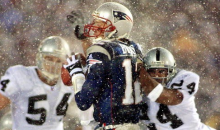 Jon Gruden Still Believes Tom Brady Fumbled And The Tuck Rule Sucks (VIDEO)