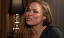 Ronda Rousey Says She's Not Done With MMA, But WWE 'Is My Life Now' (VIDEO)