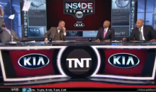 Charles Barkley & Shaq Laughed Hysterically At The Clippers For Needing LAPD To Save Them From Chris Paul (VIDEO)