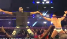 Karl Malone Returns To The Wrestling Ring During WWE Smackdown (VIDEO)