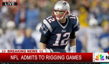 Someone Created A Fake News Broadcast of The NFL Admitting To Rigging Games & Everyone Believed It (VIDEO)