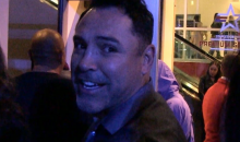 Oscar De La Hoya: 'Floyd Mayweather Would Tap Out In 10 Seconds In MMA Fight (VIDEO)