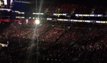 "Wells Fargo Center In Philly Chants ""F*ck Tom Brady!"" During WWE Event (VIDEO)"