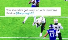 Saints Fans Rip Safety Marcus Williams To Shreds For Missing Game Saving Tackle (TWEETS)