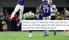 Saints' Marcus Williams Locks Social Media Acct After Death Threats & More (TWEETS)