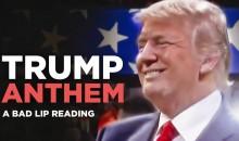 Bad Lip Reading Trolls Donald Trump At The National Championship Game (VIDEO)