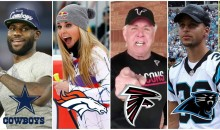 The Biggest Celebrity Fan From All 32 NFL Teams (VIDEO)