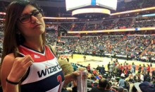 Ex-Porn Star Mia Khalifa Shares Yet Another NSFW Photo To Get John Wall All-Star Votes (PIC)
