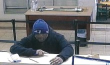 Patriots Fan Somehow Robs Bank With Just a Pair of Scissors (PIC)