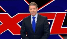 Vince McMahon Says Players With Criminal Records Won't Be Eligible To Play in XFL