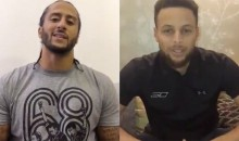 Steph Curry Donates $10K To Colin Kaepernick As He Completes His Final Stages Of The Million Dollar Pledge (VIDEO)
