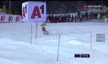 Terrible Fans Threw Snowballs at Skier DURING Race to Distract Him (VIDEO)