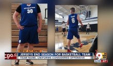 Youth Basketball Team Gets the Axe After Taking Court in INSANELY Racist Jerseys (VIDEO)