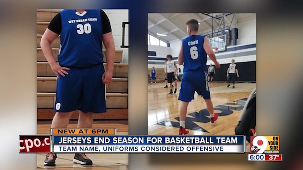 Youth Basketball Team Axed Over Racist Jerseys   Total Pro Sports