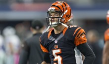 REPORT: A.J. McCarron Wins Grievance Case Vs. Bengals, Will Become Free Agent