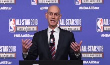 "Adam Silver Says NBA Giving ""Serious Attention"" to Changing Playoff Format (VIDEO)"
