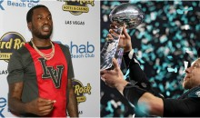 Philadelphia Eagles Pushed Incarcerated Rapper Meek Mill Back Into The Top 5 of the Charts