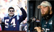 Tedy Bruschi Ripped The Hell Out of Lane Johnson For Disrespecting The Patriots Organization (VIDEO)