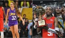 Rapper Quavo Decided To Shoot His Shot At NBA 2K Host Rachel DeMita Following Celebrity All-Star Game (TWEETS)