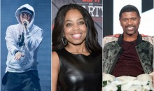 Jemele Hill Rallied Eminem, Jalen Rose, Chris Webber & Others To Send 900 Kids To See Black Panther