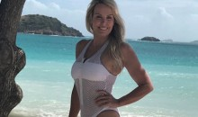 Bill Belichick's Girlfriend Looking Fine on Recent Tropical Vacay (PICS)