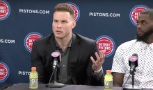 "Blake Griffin ""Shocked"" by Trade, Says He Found Out Via TWITTER (VIDEO)"