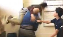 Substitute Teacher Fired After He Delivered a John Cena-Type 'Attitude Adjustment' On a Student (VIDEO)