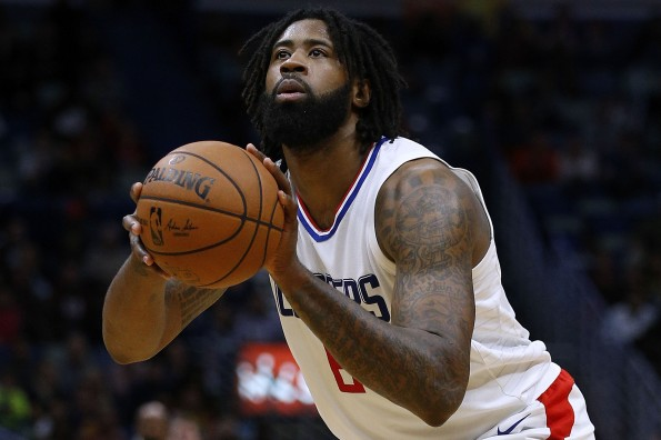 Image result for deandre jordan mavericks