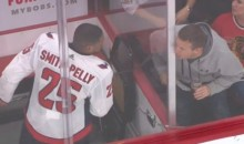 Capitals' Devante Smith-Pelly Receives Racist Taunts From Blackhawks Fans Who Were Then Ejected (VIDEO)