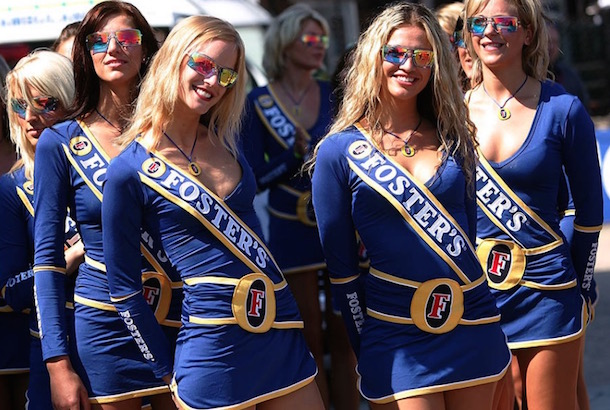 F1 Grid Girls Respond to Axing