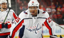 Blackhawks Ban Fans Who Made Racist Comments Toward Devante Smith-Pelly (VIDEO)