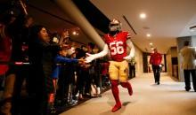 REPORT: 49ers LB Reuben Foster Allegedly Dragged Girlfriend