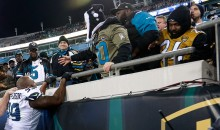 Jacksonville Jaguars Ban Two Fans For Throwing Objects During Seahawks Game