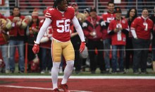 BREAKING: 49ers' Reuben Foster Arrested; Domestic Violence Suspected