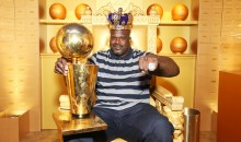 Shaq trolls Charles Barkley on Birthday With 'Fat Panther' Rolling Stone Cover (PIC)